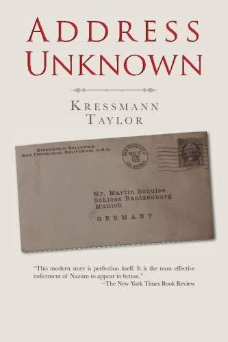 9781518869761: Address Unknown