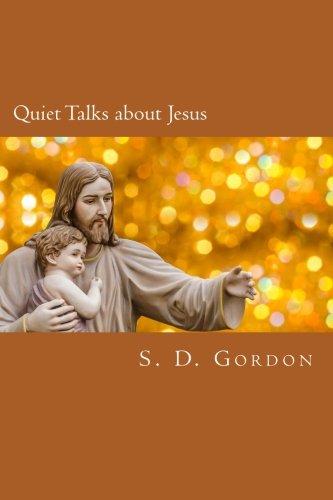 9781518883958: Quiet Talks about Jesus
