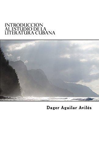 9781518887185: Introducción al estudio de la literatura cubana