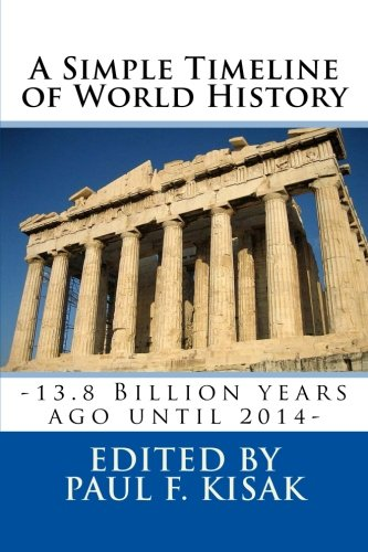 A Simple Timeline of World History: -13.8: Kisak, Edited by