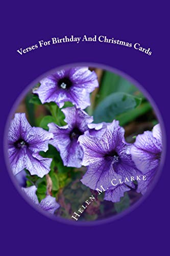 9781518891120: Verses For Birthday And Christmas Cards: 65 Rhyming Poems For Use In Card Making