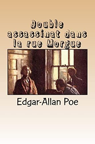 9781518895081: Double assassinat dans la rue Morgue