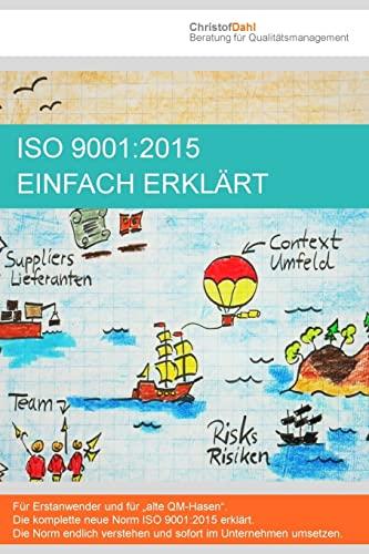 9781518895722: ISO 9001:2015 einfach erklärt