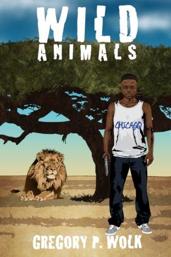 9781518898662: Wild Animals