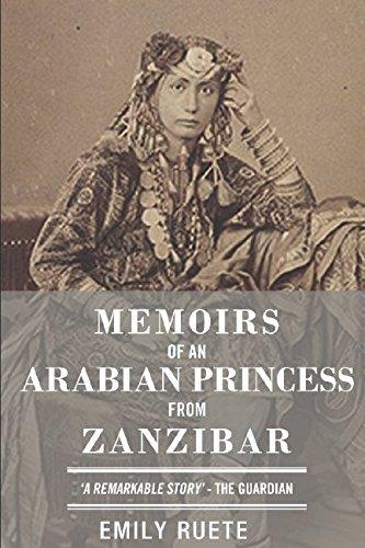 9781519083555: Memoirs of an Arabian Princess from Zanzibar