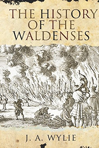 9781519095176: The History of the Waldenses