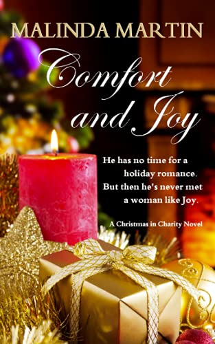9781519100450: Comfort and Joy (Christmas in Charity) (Volume 2)