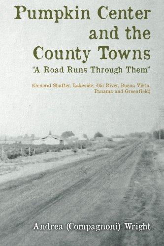 9781519103062: Pumpkin Center and the County Towns