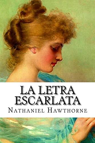 9781519117991: La letra escarlata (Spanish Edition)