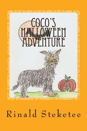 9781519118998: Coco's Halloween Adventure: A Trick or a Treat