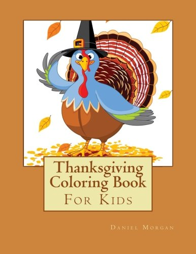 9781519120984: Thanksgiving Coloring Book: For Kids