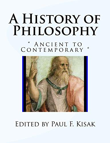 9781519121301: A History of Philosophy: