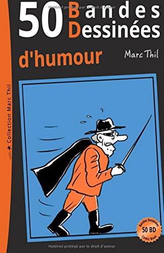 9781519124609: 50 Bandes dessinées d'humour (French Edition)