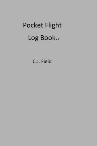 9781519132338: Pocket Drone Flight Log