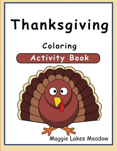 9781519143839: Thanksgiving Coloring Activity Book
