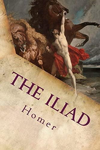 9781519145598: The Iliad