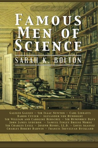 9781519152848: Famous Men of Science (Classic Thought)