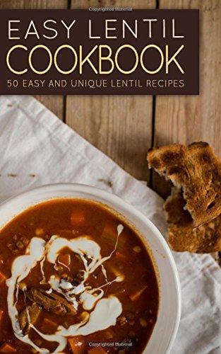 9781519159151: Easy Lentil Cookbook