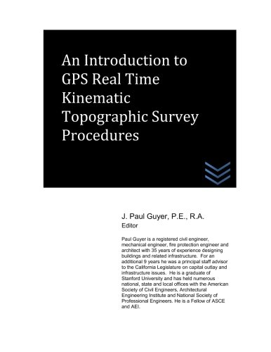 9781519159472: An Introduction to GPS Real Time Kinematic Topographic Survey Procedures