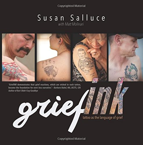 9781519159878: griefINK: Tattoo as the Language of Grief