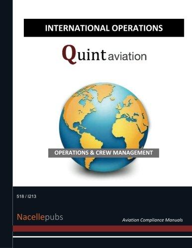 9781519189905: International Operations