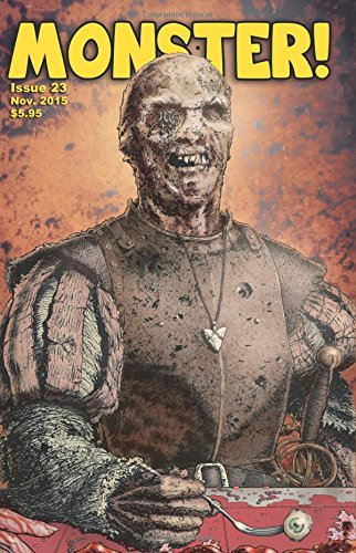9781519203090: Monster! #23: - The Zombified Issue