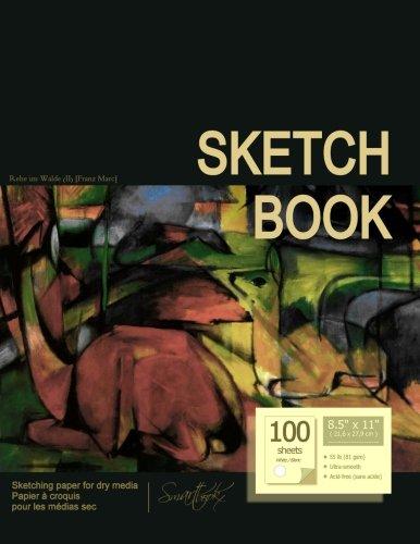 Sketchbook: Sketchpad / Drawing Book by smART: smART bookx
