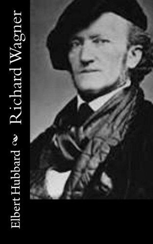 9781519211859: Richard Wagner