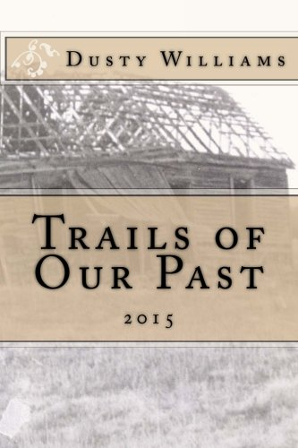 9781519218292: Trails of Our Past: 2015