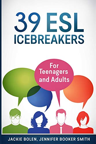 9781519219534: 39 ESL Icebreakers: For Teenagers and Adults