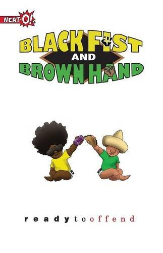 9781519222626: Black Fist & Brown Hand Volume 1: Ready to Offend