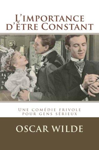 9781519223241: L'importance d'être Constant (French Edition)