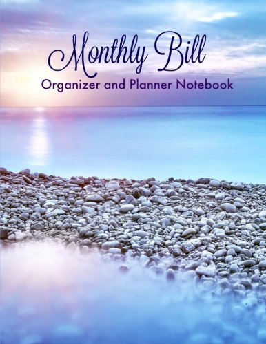 9781519255204: Monthly Bill Organizer and Planner Notebook (Extra Large Budget Planners) (Volume 97)