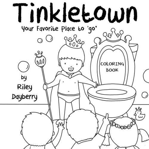 9781519259745: Tinkletown Coloring Book