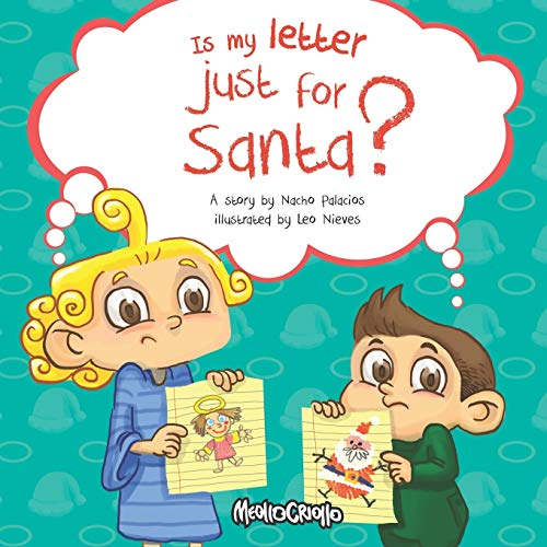 9781519260758: Is my letter just to Santa?