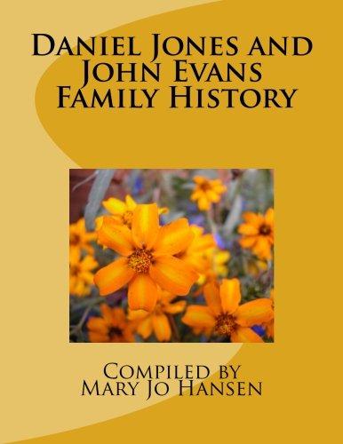 9781519261885: Daniel Jones and John Evans Histories