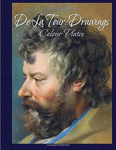 9781519265920: De La Tour:Drawings Colour Plates