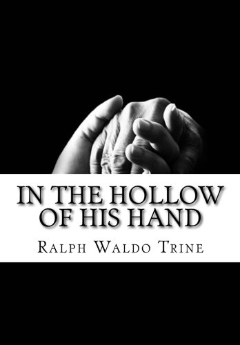 9781519271594: In the hollow of His hand