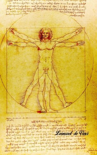 9781519292414: Leonardo Da Vinci: petit cahier ligné (French Edition)