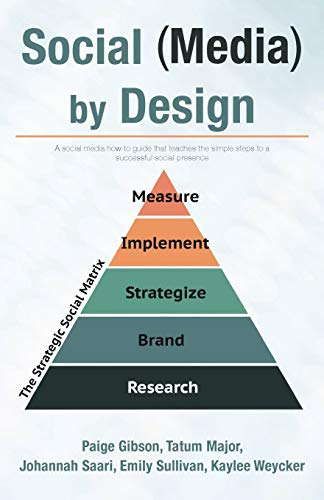 9781519293688: Social (Media) by Design: A social media how-to guide that teaches the simple steps to a successful social presence