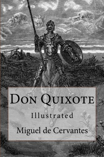 9781519296504: Don Quixote: Illustrated