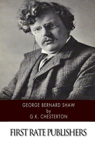 9781519318794: George Bernard Shaw