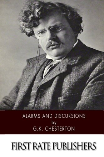 9781519318879: Alarms and Discursions