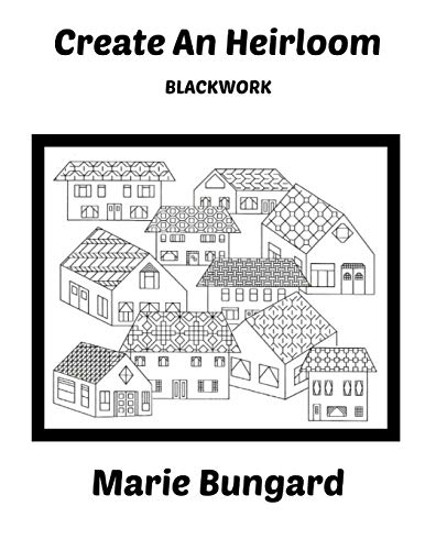 9781519321497: Create An Heirloom in Blackwork (Volume 3)
