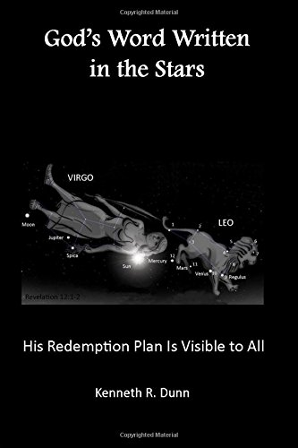 9781519338075: God's Word Written in the Stars: His Redemption Plan is Visible to All