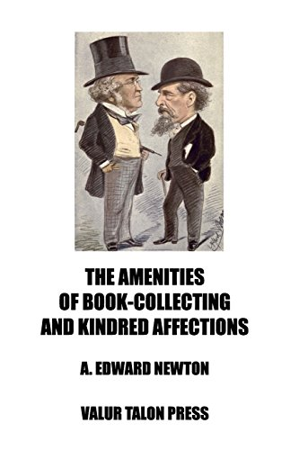 9781519341600: The Amenities of Book-Collecting and Kindred Affections