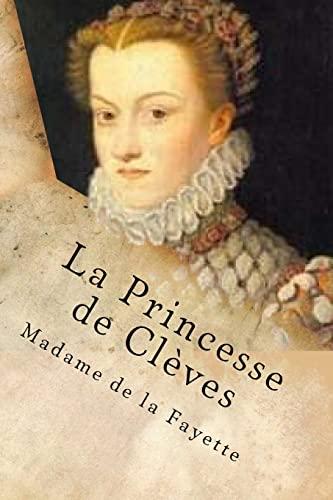 9781519350695: La Princesse de Cleves (French Edition)