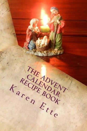 9781519351517: The Advent Calendar Recipe Book