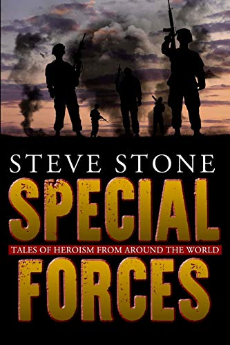 9781519354419: Special Forces: Tales of Heroism from Around the World