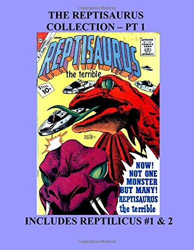 The Reptisaurus Collection - Pt 1: The: Comics, Charlton